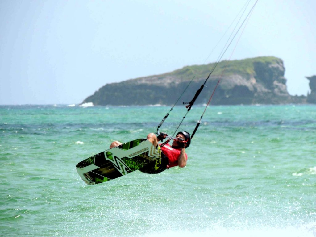Private kitesurfing coaching