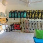 Kitesurfing centre in Watamu