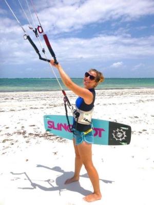 kitesurfing in watamu